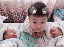 二胎来了双胞胎:养育三个儿子第60天,我依然活着