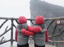 带着双胞胎去旅行|张家界天门山国家森林公园