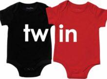 双胞胎穿得一模一样,目的何在?