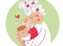感恩节:感谢双胞胎孩子们的爷爷奶奶外公外婆