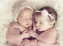 线上活动|你家的双胞胎几周出生