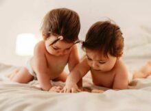 躲过了日夜颠倒和频繁夜醒,躲不过双胞胎的晚睡