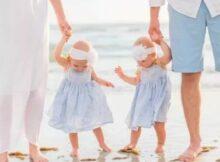 像照顾独生子女一样照顾每一个双胞胎孩子